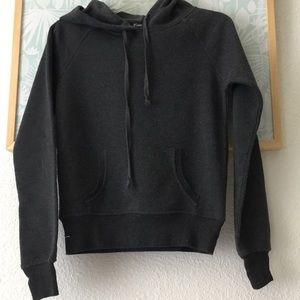 Finesse grey hoodie small